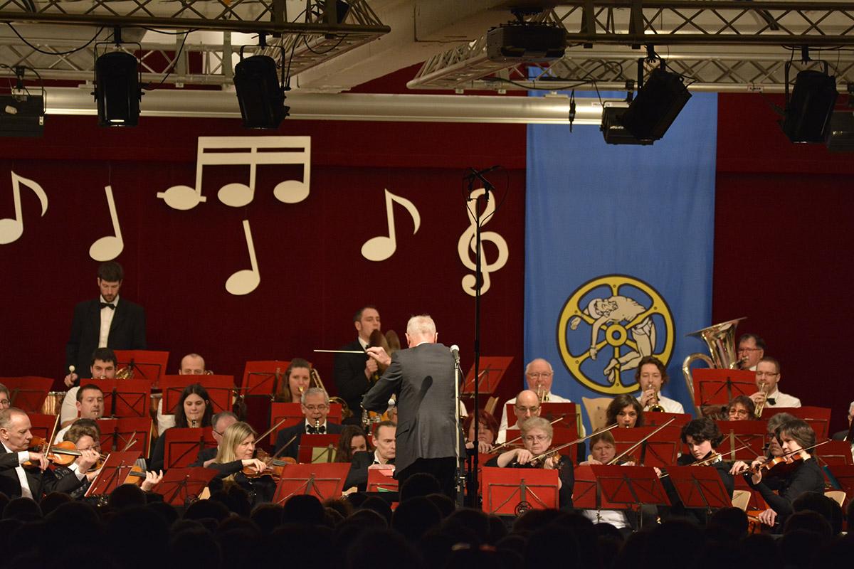 Grand concert de l'Orchestre Philharmonique de Molsheim - crédit photo : Régine Serange