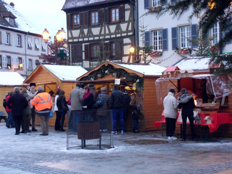 Marché de Noël Molsheim