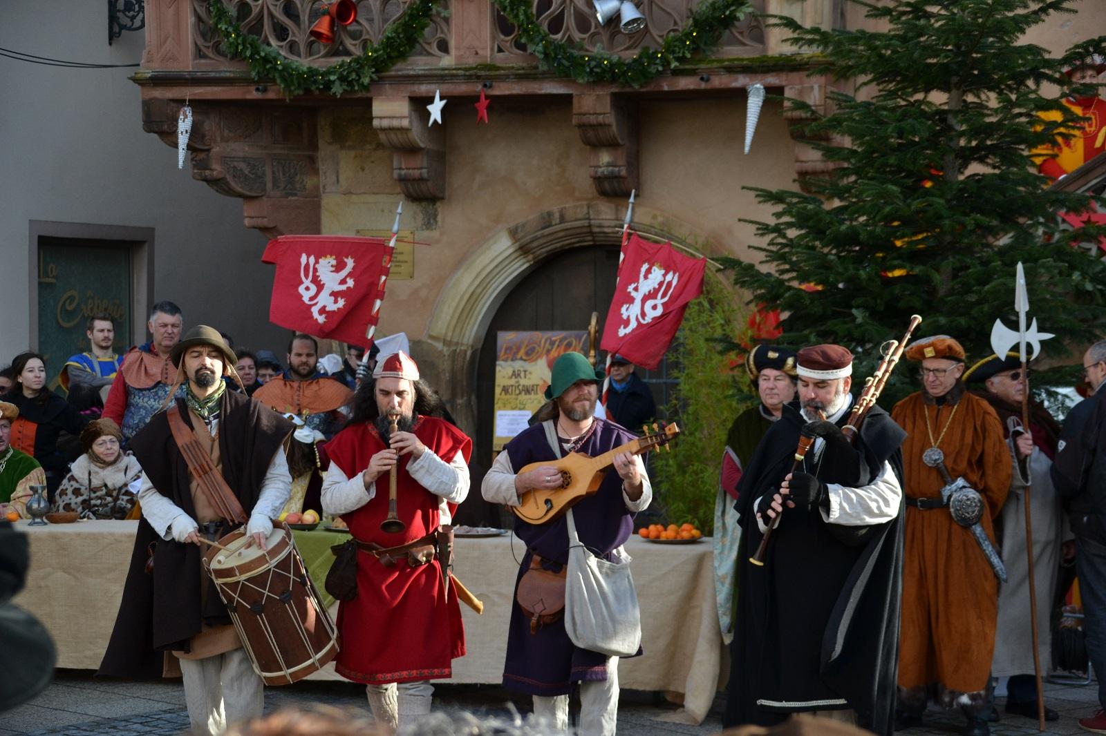 Noël d'Antan à Molsheim - crédit photo : Comité des Fêtes Molsheim