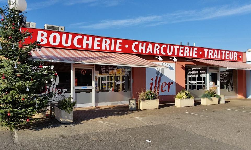 Boucherie ILLER SA - magasin