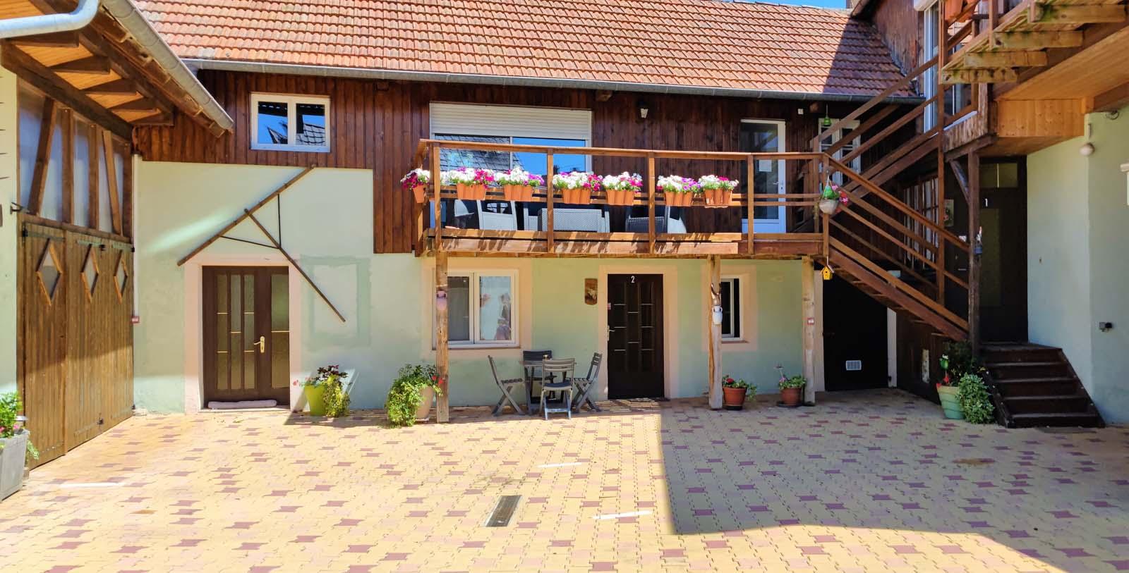 Meublé 2 - Laurent Resse - Dachstein - en Alsace dans le Bas ...