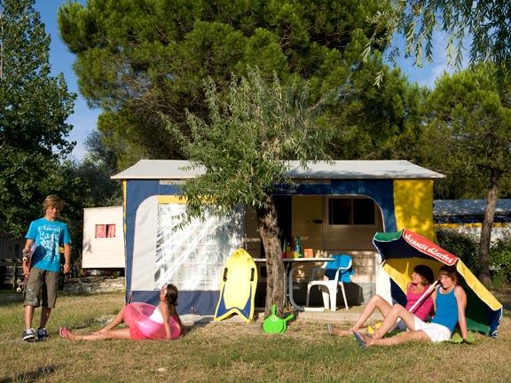 Camping Safary