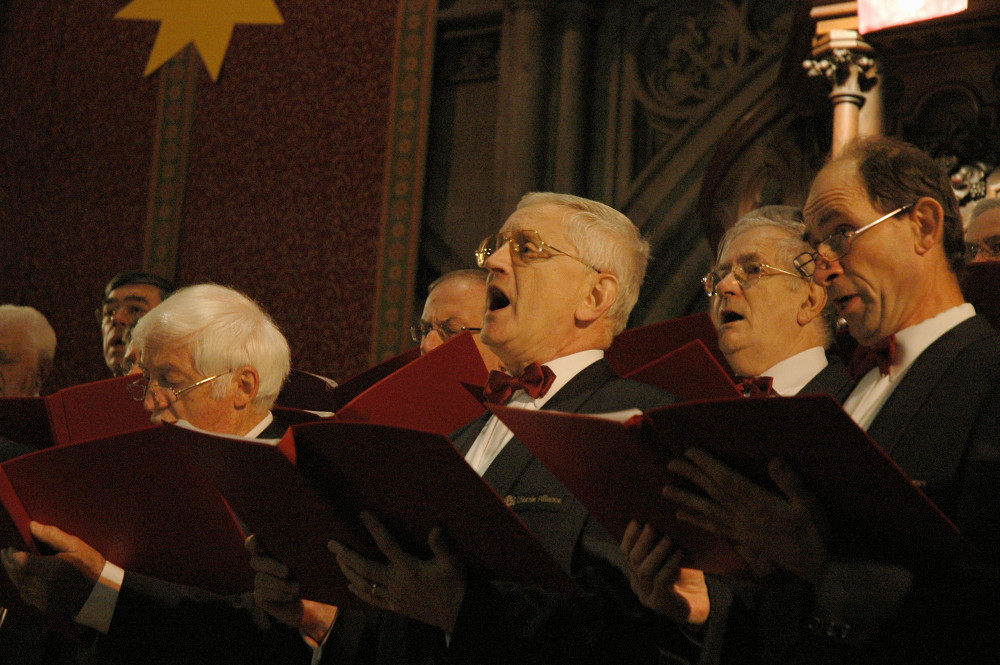 An hour of music - Advent festival