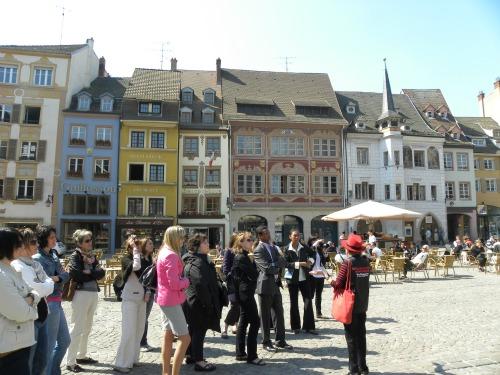 Visite guid e fl nerie dans le centre historique activit s v nements et manifestations - Mulhouse office du tourisme ...
