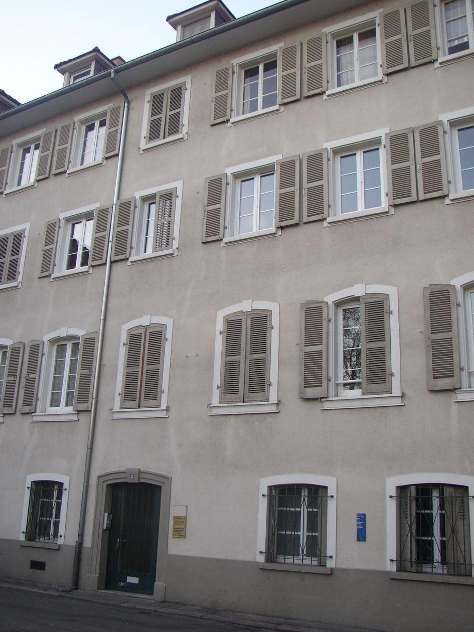 Maison hofer mieg mulhouse - Mulhouse office du tourisme ...
