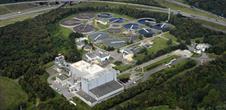 Visite de la station d'épuration et de l'usine d'incinération de Sausheim