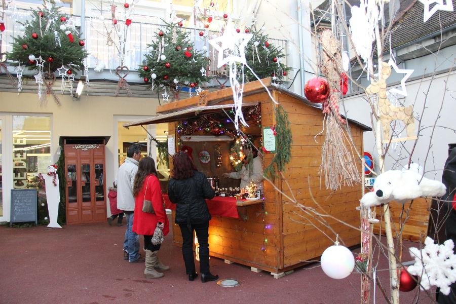 Christmas Market of Brunstatt