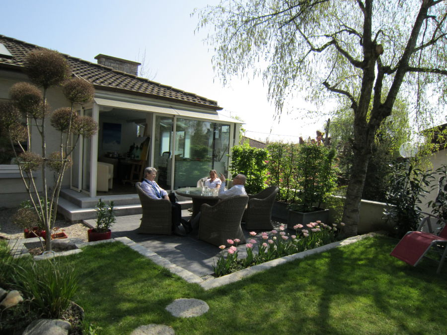 Le jardin de la tuilerie - Les jardins d alsace ...