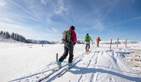 site de ski du Gaschney - Vallée de Munster - Alsace