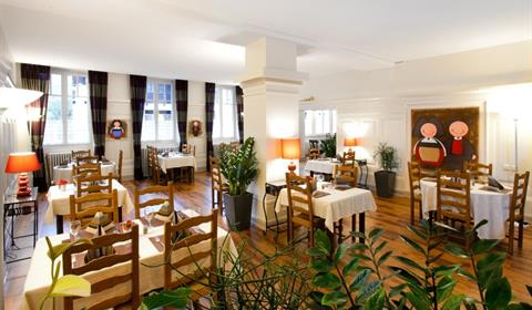 Restaurant La Cigogne