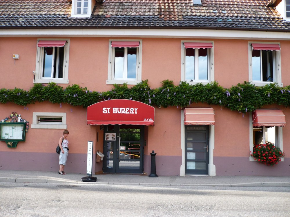 Restaurant Saint-Hubert