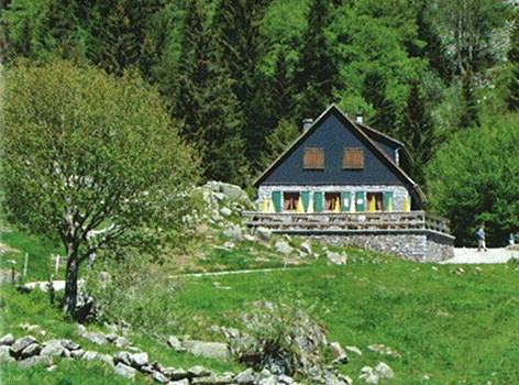 Ferme-Auberge du Lac du Forlet