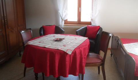 Chambre d'hôtes à Luttenbach près Munster