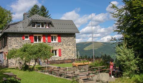 Le refuge du Schnepfenried - Amis de la Nature
