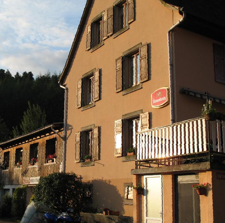 Office de tourisme de colmar en alsace auberge traditionnelle du geisbach - Colmar office de tourisme ...