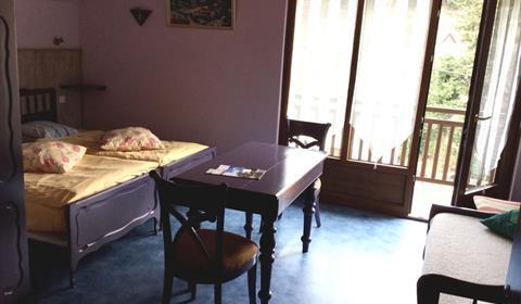 Chambres d'hôtes les cigognes de M. et Mme Braesch