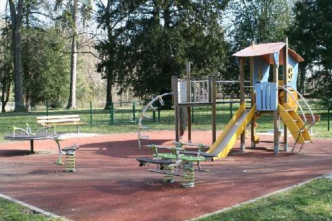 Aire de jeux à Munster - Alsace