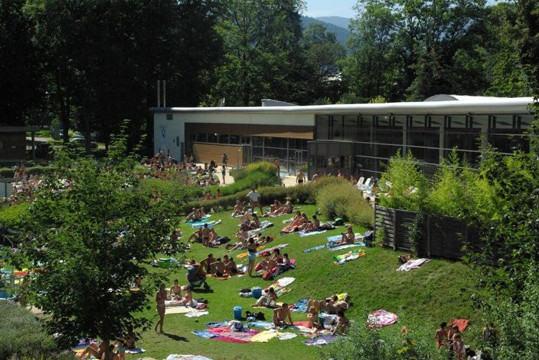 Spa et remise en forme centre nautique la piscine munster for Piscine spa alsace