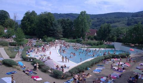 Centre nautique intercommunal La Piscine à Munster - Photo CCVM