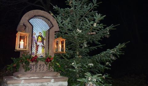 Association de la Chapelle Sainte-Croix - Wihr-au-Val