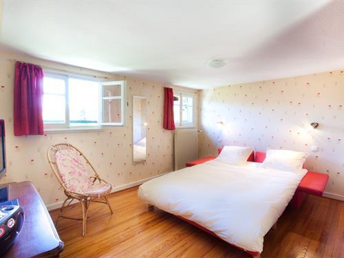 Chambres d'hôtes Famille Bobenrieter - Munster - chambre coquelicot