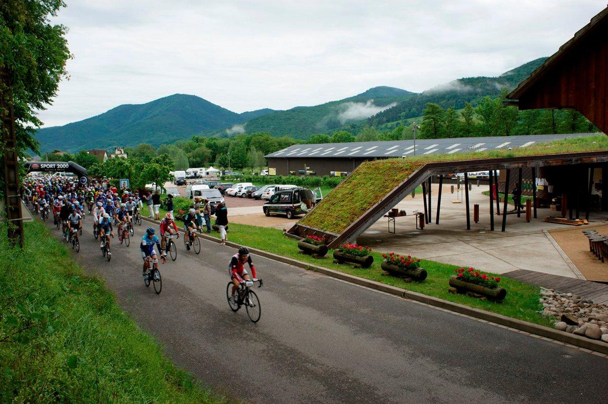Course cyclosportive Les Marcaires