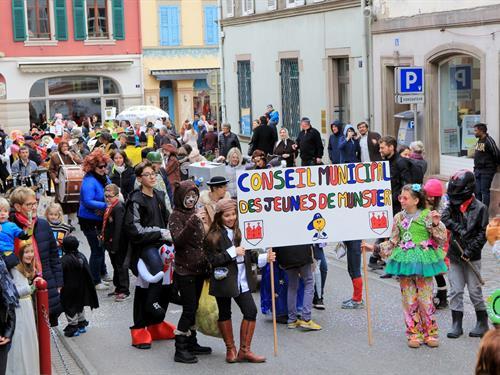 Crédit photo: S. Wernain - Ville de Munster 68