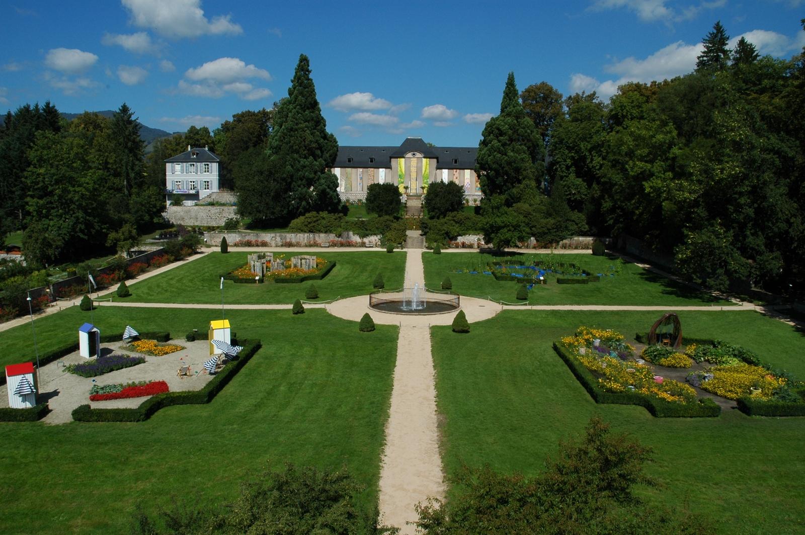 Parc de wesserling ecomus e textile activit s v nements et manifestations mulhouse - Mulhouse office du tourisme ...