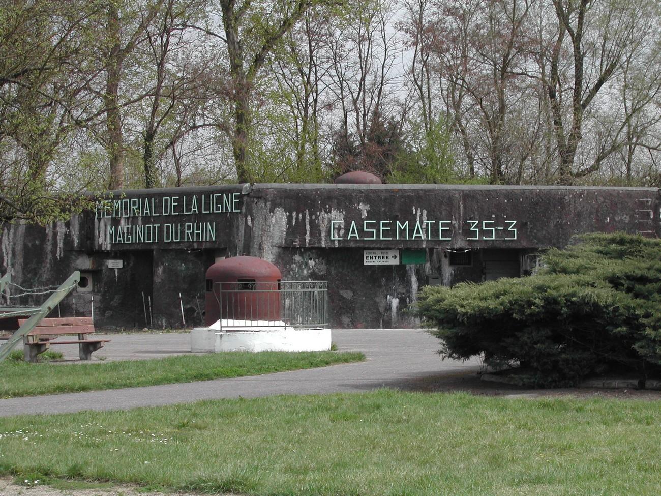 Mus�e M�morial de la Ligne Maginot du Rhin