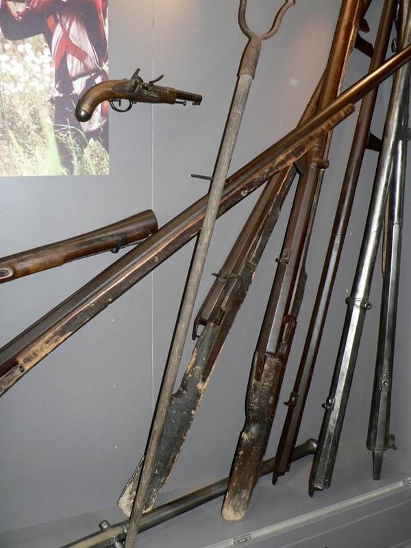 Armes à feu (15e - 16e siècle)