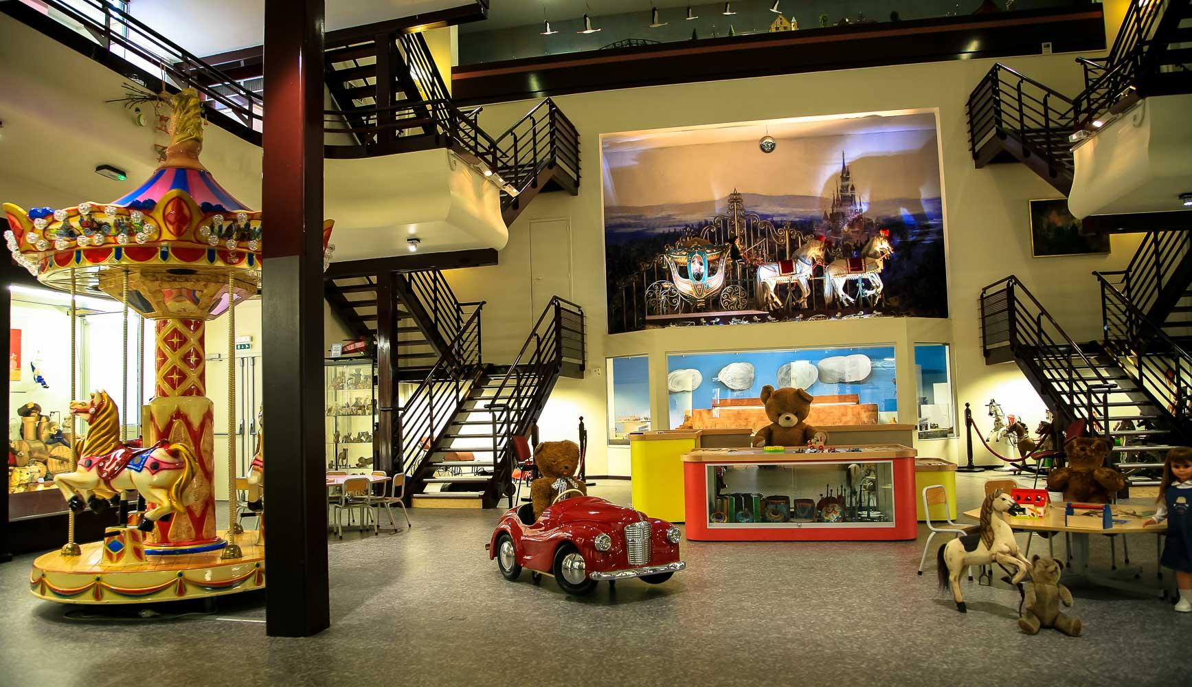 Musée animé du Jouet et des Petits Trains
