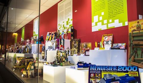 Musée du Jouet, Colmar, Alsace / www.museejouet.com Crédit photo : Musée du Jouet