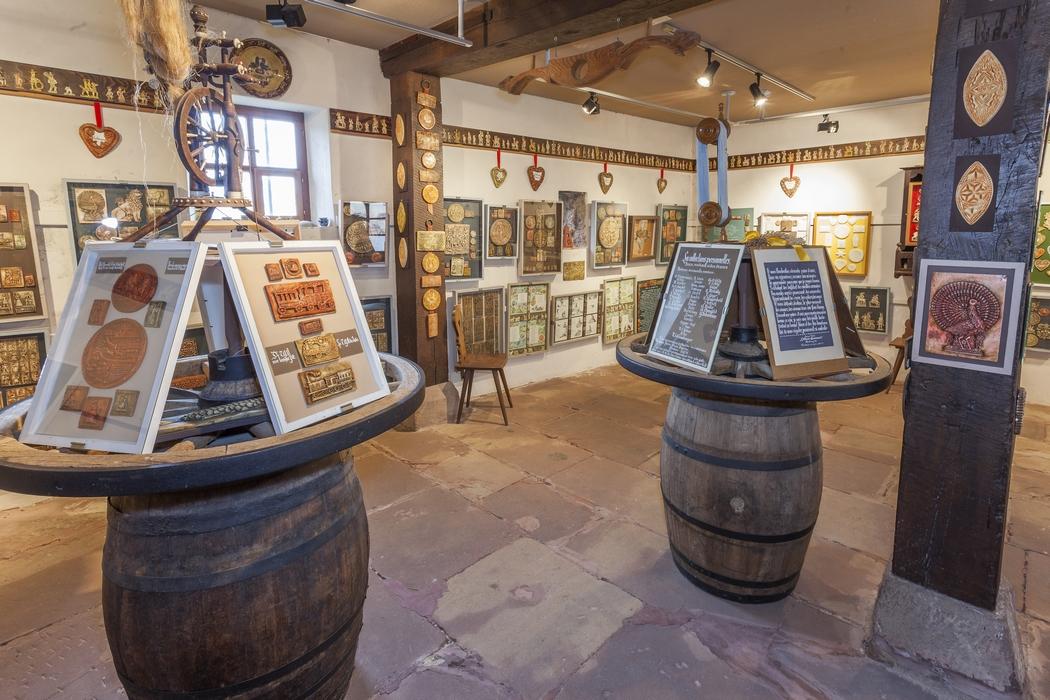 Musée des arts et traditions populaires Musée du Springerle