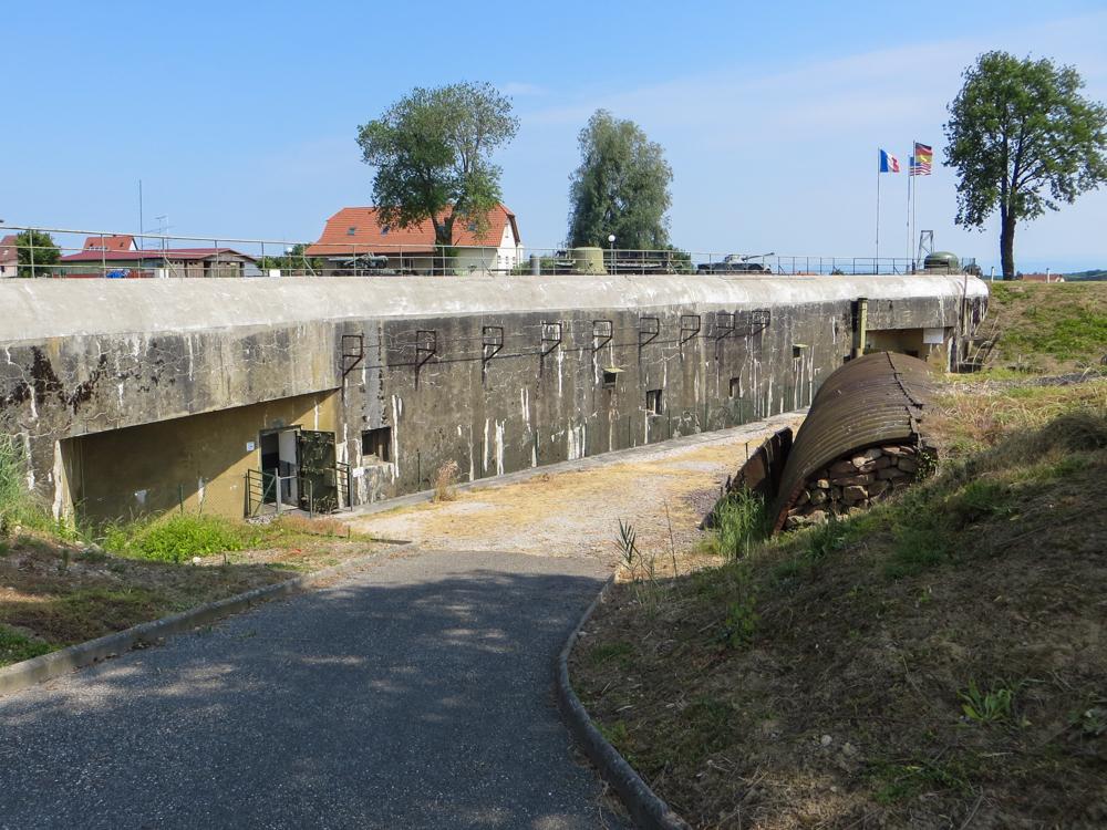 Mus�e de l'Abri Ligne Maginot