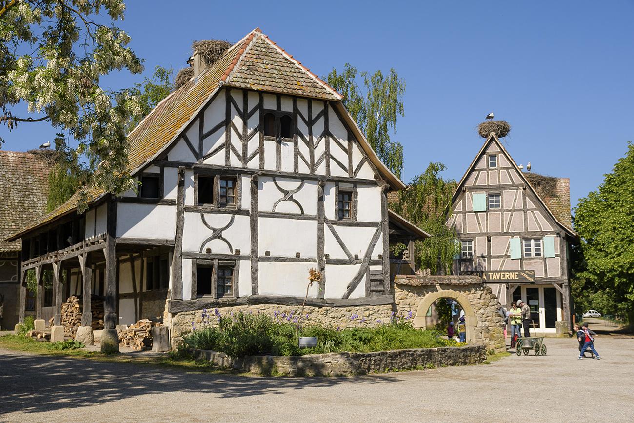 Ecomus�e d'Alsace