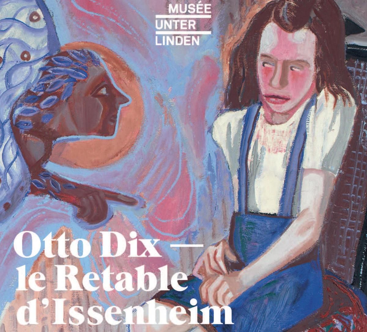 Exposition : Otto Dix, le Retable d'Issenheim