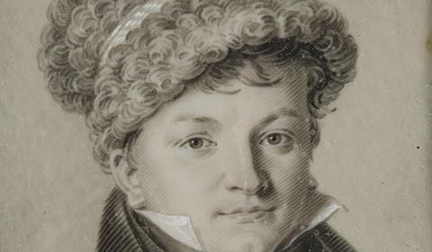 Portrait d'homme, peinture
