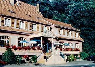 Hôtel-restaurant Du Windstein