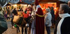 Week-end à la rencontre de Saint Nicolas