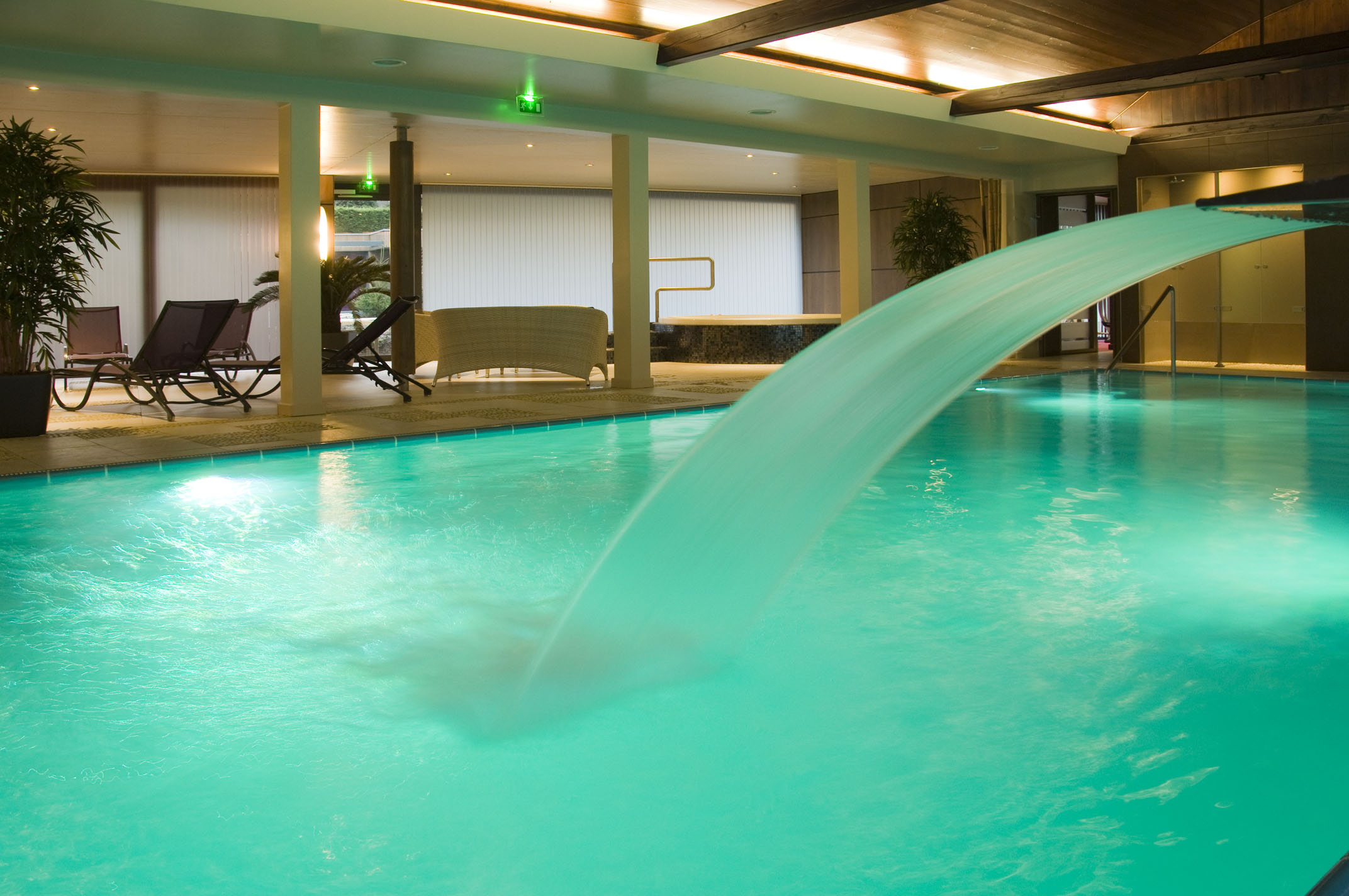 Spa h tel muller for Piscine niederbronn
