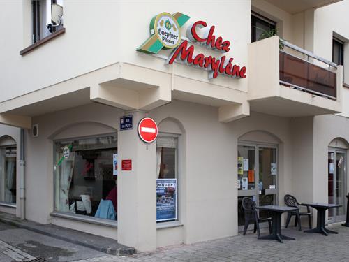 Café Chez Marylène