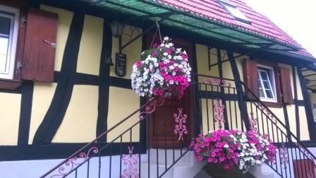 Meublé de tourisme Chez Salomé et Fritz