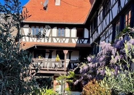 Meublé de tourisme Maison Dietenbeck