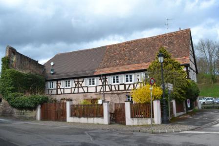 Meublé de tourisme Pfistermühle