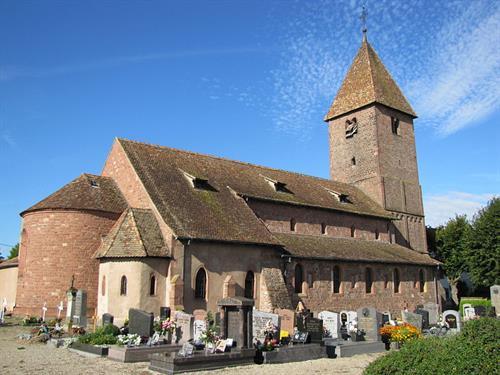 L'Eglise Saint Ulrich