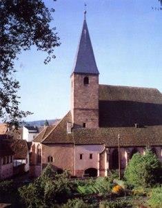 L'Eglise Saint Jean