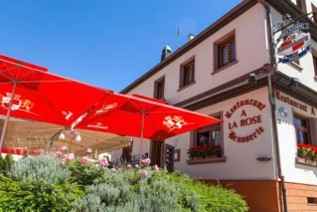 Restaurant-Brasserie A la Rose