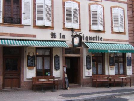 Brasserie-Restaurant La Vignette