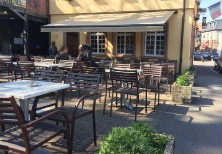 Restaurant-débit de boissons-PMU La Croix d'Or