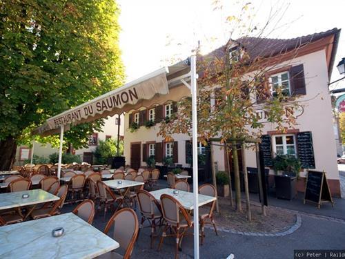 Restaurant Le Saumon